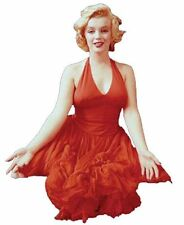 SEXY! T-Shirt: Marilyn Monroe Wearing Red Dress Plus Size & SUPER SIZE #TF-624