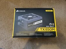 Corsair TX850M 850W Gold Efficiency Power Supply Unit (PSU)