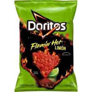 Doritos Flamin Hot Limon 9 1/4oz