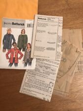 Butterick B4353 Ladies Jacket L/XL Cut and Complete -  2004 McCall Pattern Co.