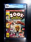 COMICS: Marvel: 2001: A Space Odyssey #1 (vol 2, 1976) - CGC 9.6