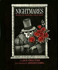 Nightmares: Poems to Trouble Your Sleep, Prelutsky, Jack, Good Condition, Book