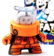 Kidrobot Fatcap Series 3 Jon Paul Kaiser Astronaut Orange Graffiti Art Toy