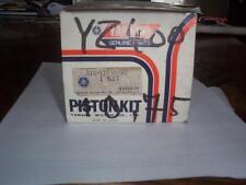 piston + segments 400 YZ yamaha