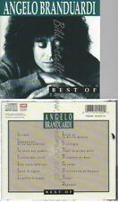 CD--ANGELO BRANDUARDI   --BEST OF