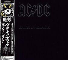 AC/DC / Back in Black / CD Japan