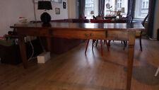 Esszimmertisch Schreibtisch Küchentisch  Arbeitstisch Esstisch Holz, sehr massiv