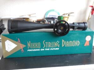 Nikko Diamond Stirling Scope 10x50x60