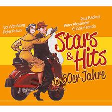 CD Stars und Hits der 60er Jahre von Various Artists 5CDs