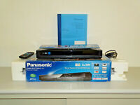 Panasonic DMR-BST730 3D Blu-ray Recorder / 500GB HDD, OVP, 2 Jahre Garantie