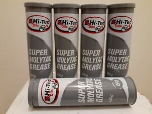 12 off EP2 Super Molytac Grease 450gm Cartridge - HiTec