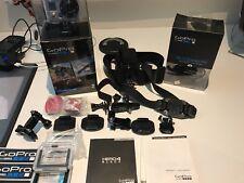 GoPro Hero 2 Cámara, Wifi Combo Pack y accesorios surtidos
