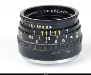 Lens  Schneider Xenagon 3.5/30mm For Camera Robot