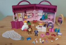 Playmobil Boutique Paket _ zum Mitnehmen _ Mode _ Figuren & Zubehör _ Konvolut