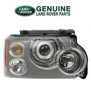 For Land Rover Range Rover 2006-2009 Passenger Right Halogen Headlight Genuine
