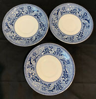 JOHNSON BROS HISTORIC AMERICA San Francisco During the Gold Rush Set of 3 saucer