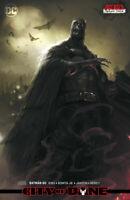 BATMAN #80 FRANCESCO MATTINA CARDSTOCK VARIANT - DC COMICS 2019 - NM OR BETTER