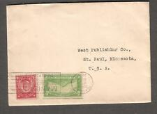 Philippines 1932 cover Manila Trade Center Of The Pacific cancel to St Paul MN