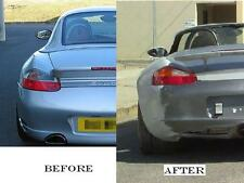 PORSCHE WIDE BODY KIT 987 LOOK BOXSTER CAYMAN BUMPER SIDE KIRTS SPOILER 97-04