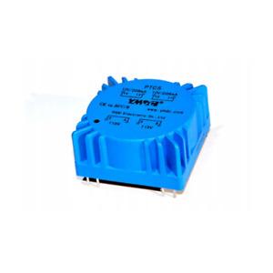 PCB welded toroidal transformer YHDC PTC7 7VA 115V*2/15V*2