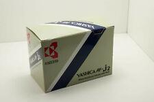 Yashica af j2 mint boxed - film tested