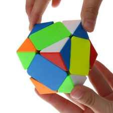 Qiyi Skewb Magic Cube Brick Block Speed Puzzle Game Intelligence Toy Stickerless
