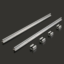 SBR16 1000MM Supported Linear Rail Shaft Rod With 4 pcs SBR16UU