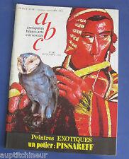 abc antiquités 247 peintres exotiques un potier pissareff l'école de lyon ...