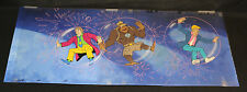 Original Ghostbusters FIlmation Animation Cel With Painted Background GB15 EX3