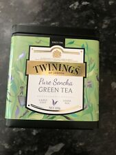 Twinings pure sencha Loose Leaf green Tea 100g in tin