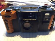 CANON AS-6 35mm Underwater Waterproof 10m Film Camera with Lens Cap and Strap