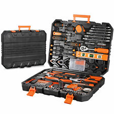 168 Piece Socket Wrench Auto Repair Tool Combination Package Hand Tool Kit