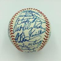 Harmon Killebrew Hall Of Fame Multi Signed Baseball Loaded With 31 Signatures