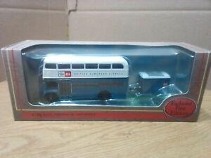 Efe36201 Rare British European Airways Bus