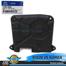GENUINE Timing Belt Cover UPPER for 01-11 Hyundai Accent Kia Rio Rio5 2136026002