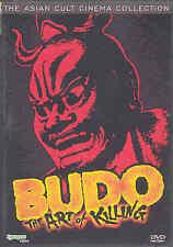 Budo The Art of Killing DVD Syanpse Masayoshi Nemoto Martial Arts DocuDrama