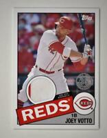 2020 Topps Series 2 1985 Baseball Relic #85TR-JV Joey Votto - Cincinnati Reds