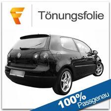 Passgenaue Tönungsfolie VW Golf 5 / 3 Türer