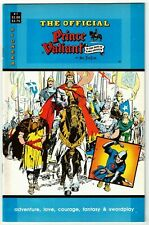 OFFICIAL PRINCE VALIANT #1 (VF/NM) Story & Art by Hal Foster! 1988 Pioneer