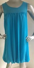 Asos Aqua Bubble Dress Size 6