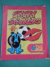 Bustina Figurine Sticky Stickers DS Packet Tüten Pochette F5
