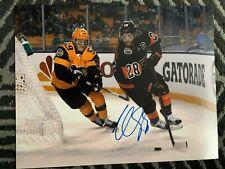 Philadelphia Flyers Claude Giroux Signed Autographed 11x14 Photo COA #3