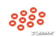 XRAY XB8 971034 Silicona O-Ring 3.4x2 (10)