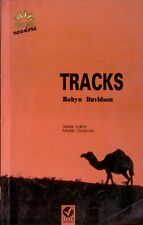 TRACKS robyn davidson SUNFLOWER READERS in inglese young adult fiction