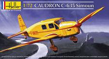 Heller 80208 - 1:72 Caudron C 635 Simoun - Neu