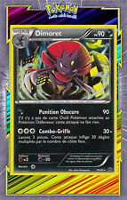 🌈Dimoret - NB04:Destinées Futures - 70/99 - Carte Pokemon Neuve Française