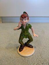 Disney vintage ceramic Peter Pan figurine Made in Japan