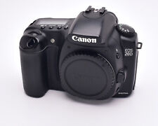 Canon EOS 20D 8.2 MP Digital Camera Body Only with Accessories (#5060)