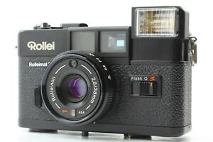 Rare! [MINT] Rollei Rolleimat F 35mm Compact Camera 38mm f/2.8 From JAPAN