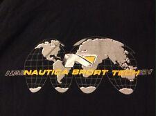 Vintage Nautica Sport Tech Black Long Sleeve Xl T-Shirt Made In Usa